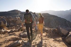 Le petit émirat de Ras al-Khaïma entend séduire les voyageurs grâce à sa nature préservée.