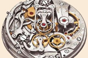 Rolex rarissime, à l'instar de ce calibre Split Second.