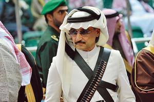 Le prince al-Waleed bin Talal