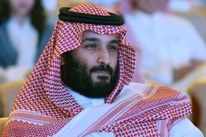 Le prince Mohammed Ben Salman.