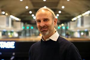 Dan Acher, fondateur de Happy City Lab.