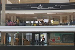 Les bureaux d'Ashoka à Station F.