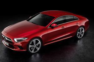 Le «coupé quatre portes» CLS de Mercedes est dérivé de la Classe E de la marque.