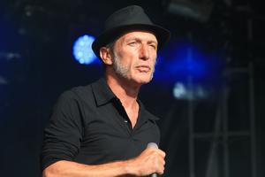 Christophe Miossec, auteur de l'album «L'attente».