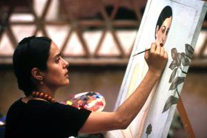 Salma Hayek dans «Frida» (2002)