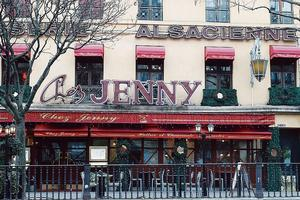 Chez Jenny.