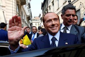 Silvio Berlusconi a souvent gouverné avec la Ligue du Nord.