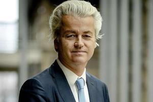 Le leader hollandais du PVV, Geert Wilders, n'a pas réussi à l'emporter en 2017.