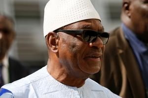 Ibrahim Boubacar Keïta.