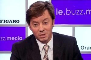 Eric Brion, ex-directeur général d'Equidia, en 2009.