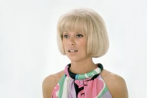 L'actrice Mireille Darc en 1967
