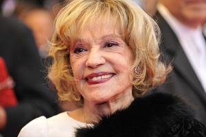 Jeanne Moreau, ici au 61ème Festival de Cannes.