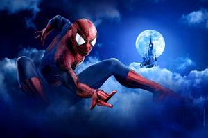 Spider-Man tisse sa toile à la conquête de Disneyland.