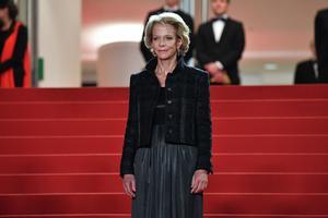 Frédérique Bredin, présidente du CNC, félicite la hausse de fréquentation des cinémas français.