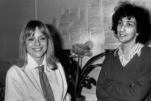 France Gall et Michel Berger en 1978.