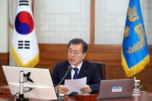 Le président sud-coréen Moon Jae-in est partisan du dialogue.