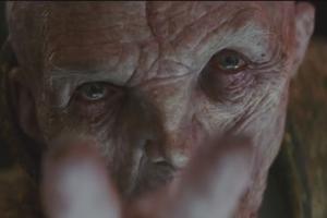 Snoke reste le personnage le plus mystérieux du dernier volet de la saga.
