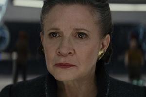 L'idée d'un éveil instinctif de la Force chez Leia vient de la présidente de LucasFilm.