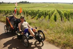 Matthias relate ses voyages à vélo (France d'est en ouest, tour du monde...) sur son blog aucoindelaroue.com.