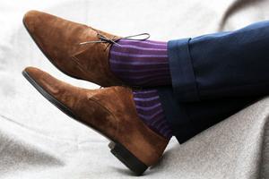 Modèle de chaussettes «super-solide»