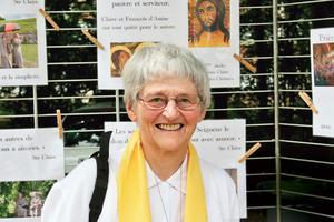 Sœur Bernadette Moriau.