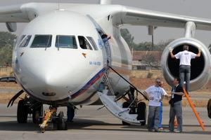 Un An-148 en 2010.