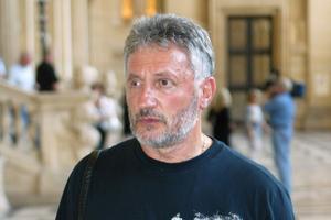 En 2003, au Palais de justice de Paris.