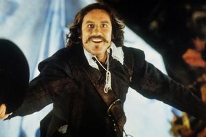 Impressionné par Gérard Depardieu dans <i>Cyrano de Bergerac</i>, 1990.