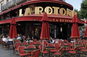 La Rotonde (Paris VIe).
