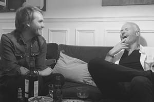 Florian Zeller et Martin McDonagh.