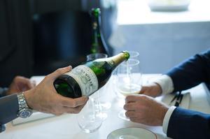 Les Diners œnocentriques Ou Le Vin En Majeste
