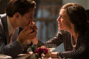 Charlotte Gainsbourg et Pierre Niney dans «La Promesse de l'aube».