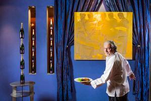 Alain Dutournier, toujours un faible pour la cuisine des Landes.
