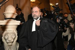 L'avocat Éric Dupont Moretti