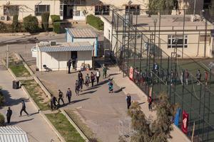 Dans le centre de détention pour mineurs d'Erbil, sur les 460 jeunes incarcérés, un peu plus de 300 ont combattu au côté de Daech.