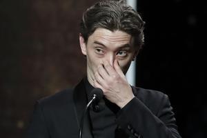Swann Arlaud a remporté le César du meilleur acteur.