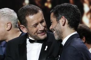 Dany Boon et Manu Payet.