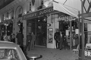 L'attentat du Drugstore Publicis en 1974.