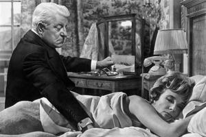 «Le Baron de l'écluse» de Jean Delannoy en 1960, avec jean Gabin, Micheline Presle, Jean Desailly...