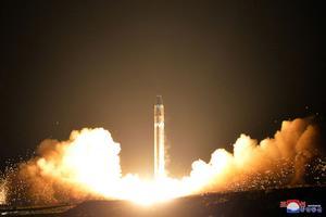 Nouveau tir de missile nord-coréen.