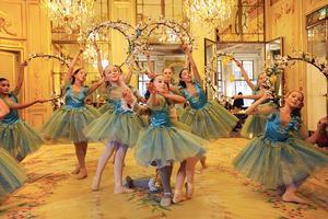 Le Carnaval des enfants du Meurice.