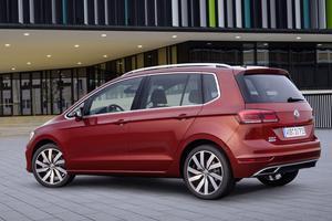 La Sportvan se dote de grandes surfaces vitrées.