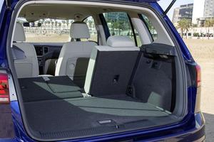 La Sportvan bénéficie d'une modularité proche de celle d'un monospace.