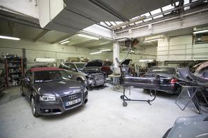 Garage Duquesne.