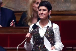 Delphine Bagarry est une ancienne élue locale socialiste.