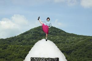 C'est grâce à Tumblr que les photos décalées et toniques de la Japonaise Izumi Miyazaki, 24 ans, sont arrivées jusqu'à Kyotographie 2018 dont elle fait l'affiche.