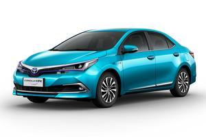 La Toyota Corolla hybride rechargeable sera proposée en Chine dès l'année prochaine.