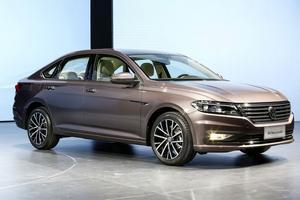 La nouvelle Lavida, la berline la plus vendue en Chine.