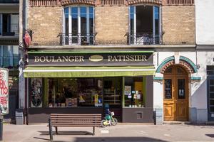 La boulangerie de M. Jounaidi à Montreuil.