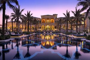 One&Only Atlantis The Palm, Dubaï. La Piscine
